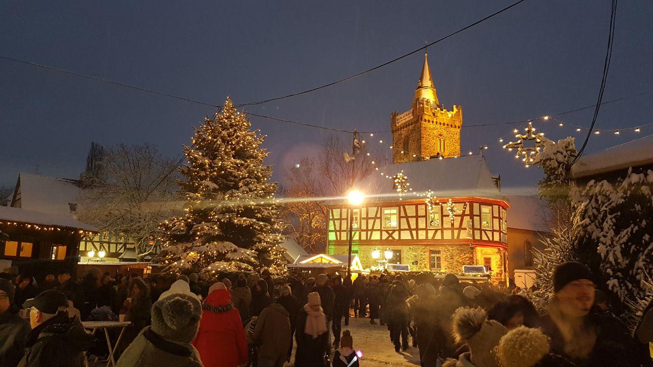 Bruchköbel Weihnachtsmarkt